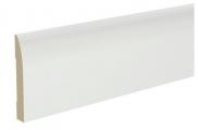 Плинтус высокий под покраску Ultrawood Base 017 клей в подарок