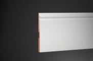 Плинтус высокий под покраску Ultrawood Base 5011 клей/покраска в подарок
