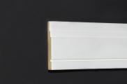 Плинтус широкий под покраску Ultrawood Base 006 клей/покраска в подарок