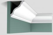 Карниз из полиуретана под покраску Orac Axxent C333 клей/покраска в подарок