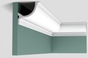 Карниз из полиуретана с подсветкой Orac Axxent C902 клей в подарок