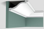 Потолочный карниз гладкий Orac Axxent C331 клей/покраска в подарок