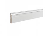 Плинтус широкий под покраску Ultrawood Base5032 покраска/клей в подарок