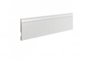 Плинтус высокий под покраску Ultrawood Base5214 покраска/клей в подарок