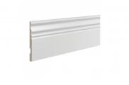 Плинтус высокий напольный Ultrawood Base5074 клей/покраска в подарок