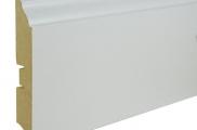 Плинтус МДФ белый SP-decor 100B клей в подарок
