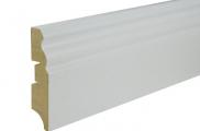 Плинтус МДФ белый SP-decor 070E клей в подарок
