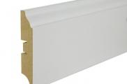 Плинтус МДФ белый SP-decor 082 клей в подарок